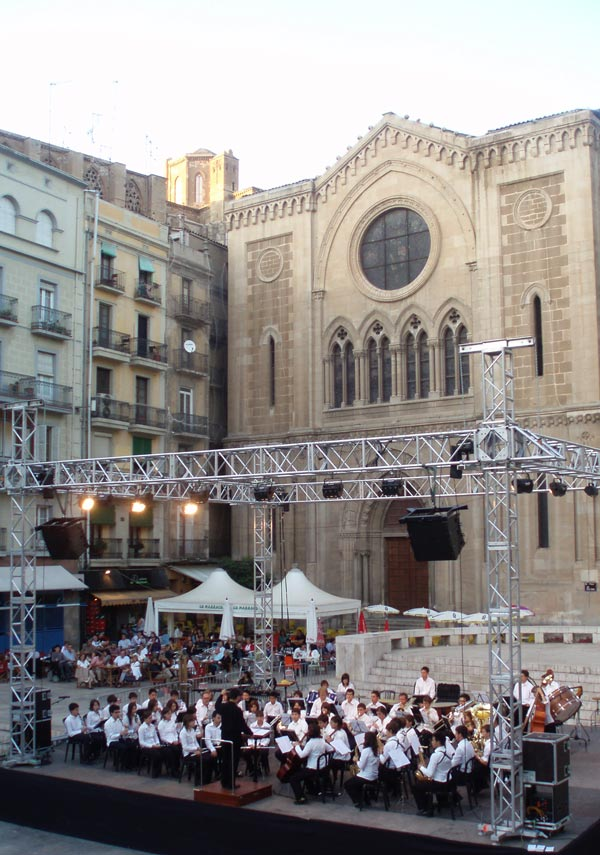 Banda-Juvenil---concert-a-Lleida---28-9-08