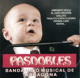Banda Unió Musical de Tarragona - Pasdobles