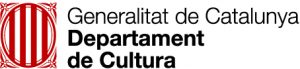 Logotip Departament de Cultura