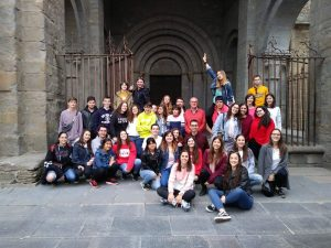 Foto de grup sortida a Jaca