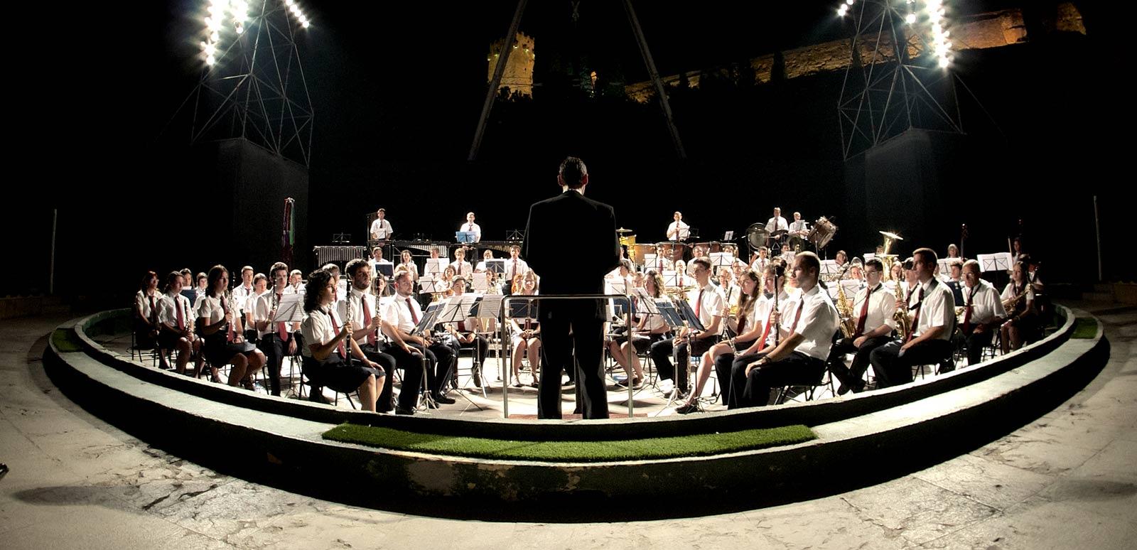 banda unió musical de tarragona