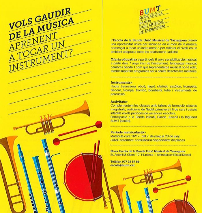 flyer escolabumt 1617