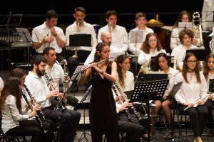 Banda Juvenil BUMT, Aina Santos solista
